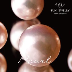 6月 誕生石 パール 真珠