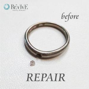 ジュエリー 修理 指輪