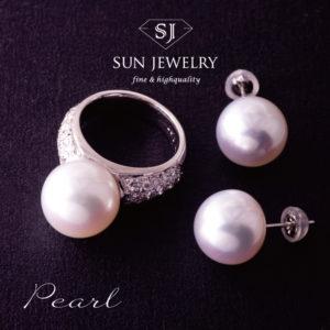 真珠 リング 指輪 ピアス