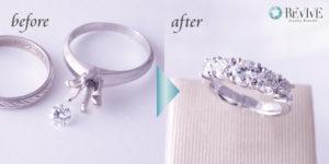 ダイヤモンドリング リフォーム