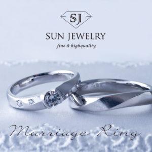 ダイヤモンド 結婚指輪