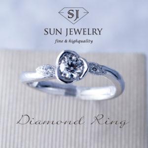 成人式 プレゼント ダイヤモンド