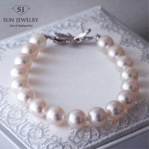 真珠 パール ブレスレット