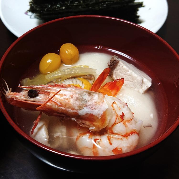福岡市 雑煮