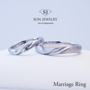久留米市 結婚指輪