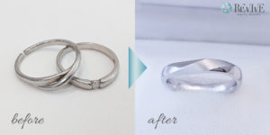 結婚指輪 ジュエリーリフォーム